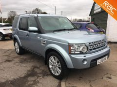 LAND ROVER DISCOVERY 4 SDV6 XS - FULL LEATHER - NAV - 7 SEATS - 1069 - 3