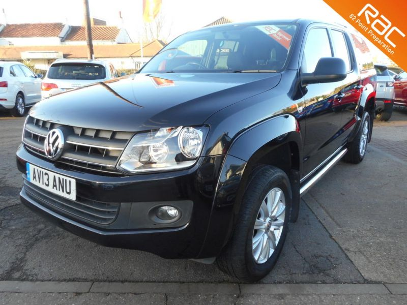 Used VOLKSWAGEN AMAROK  in Hatfield, South Yorkshire for sale