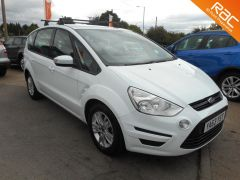 FORD S-MAX - AUTO POWERSHIFT - SEVEN SEATS -   ZETEC TDCI - FULL FORD SERVICE HISTORY - 133 - 3