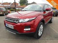 LAND ROVER RANGE ROVER EVOQUE SD4 PURE - 58 - 1