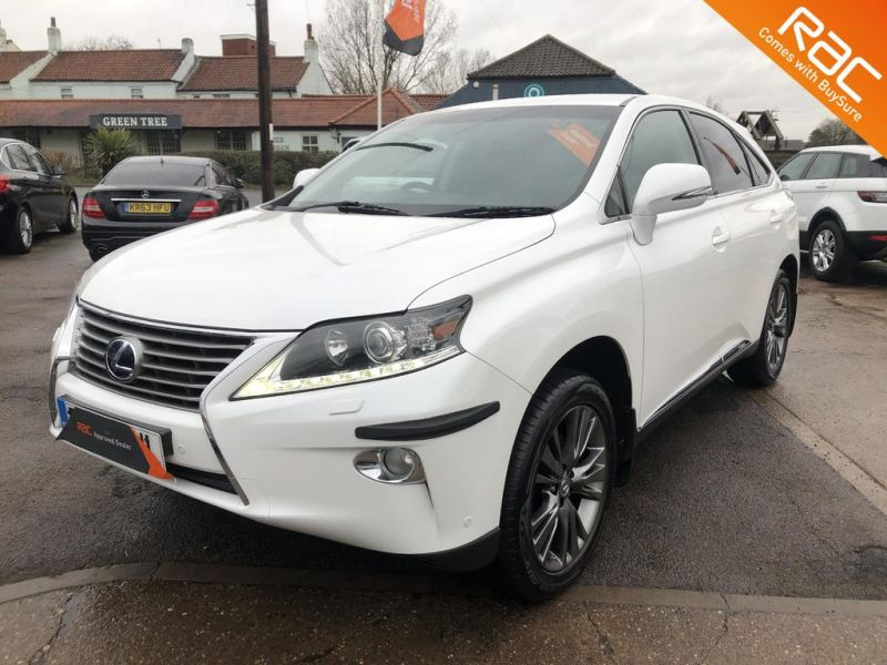 Used LEXUS RX in Hatfield, South Yorkshire for sale