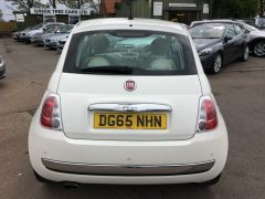 FIAT 500 LOUNGE - FULL SERVICE HISTORY - 377 - 6