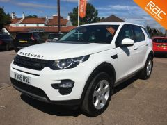 LAND ROVER DISCOVERY SPORT TD4 SE TECH - FULL LAND ROVER SERVICE HISTORY -  - 808 - 1