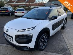 CITROEN C4 CACTUS BLUEHDI FLAIR EDITION - 1014 - 1
