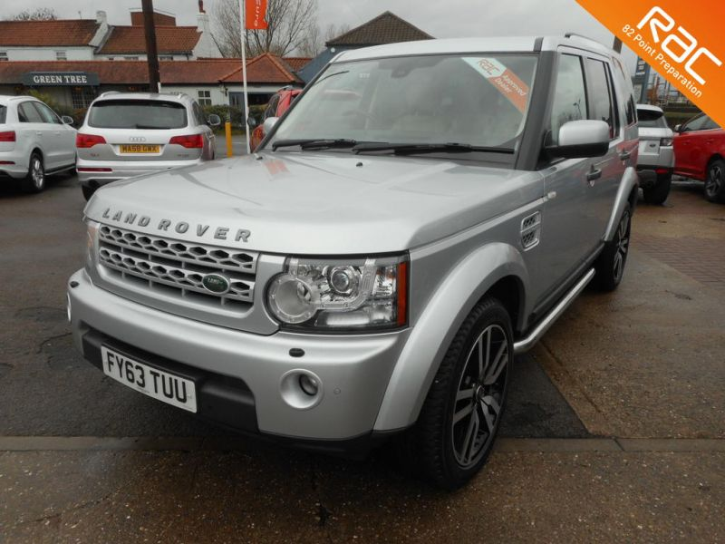Used LAND ROVER DISCOVERY 4 in Hatfield, South Yorkshire for sale