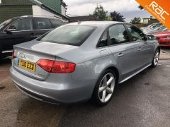 AUDI A4 TDI S LINE SPECIAL EDITION - FULL SERVICE HISTORY - 467 - 6