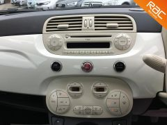 FIAT 500 LOUNGE - FULL SERVICE HISTORY - 377 - 16