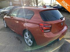BMW 1 SERIES 120D M SPORT - AUTO- LOW MILEAGE - OUTSTANDING CONDITION -  - 638 - 8