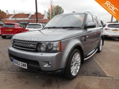LAND ROVER RANGE ROVER SPORT SDV6 HSE -FULL LAND ROVER SERVICE HISTORY - 172 - 1