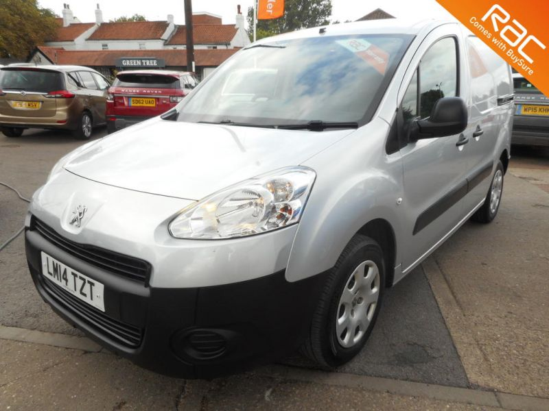 Used PEUGEOT PARTNER in Hatfield, South Yorkshire for sale