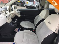 FIAT 500 LOUNGE - FULL SERVICE HISTORY - 377 - 14