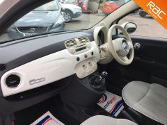 FIAT 500 LOUNGE - FULL SERVICE HISTORY - 377 - 12