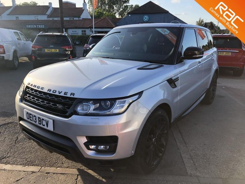Used LAND ROVER RANGE ROVER SPORT in Hatfield, South Yorkshire for sale
