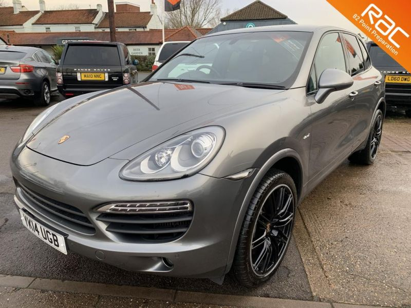 Used PORSCHE CAYENNE in Hatfield, South Yorkshire for sale