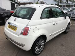 FIAT 500 LOUNGE - FULL SERVICE HISTORY - 377 - 5