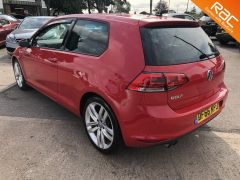VOLKSWAGEN GOLF GT EDITION TDI BLUEMOTION TECHNOLOGY - LOW MILEAGE  -  - 909 - 6