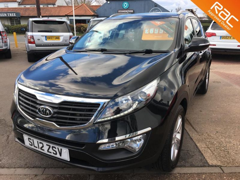 Used KIA SPORTAGE in Hatfield, South Yorkshire for sale