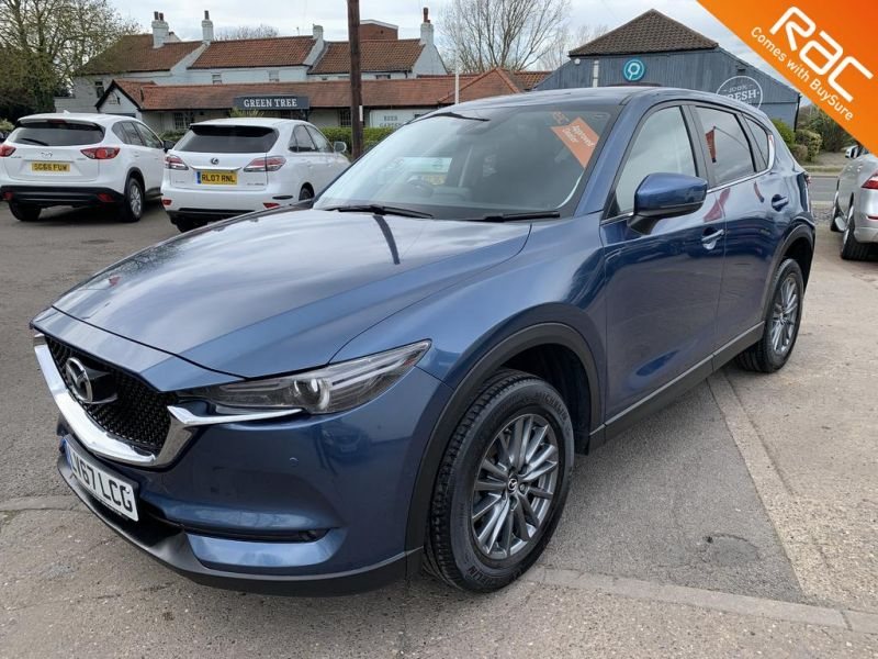 Used MAZDA CX-5 in Hatfield, South Yorkshire for sale