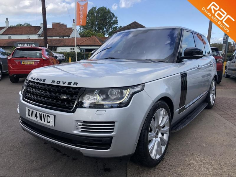 Used LAND ROVER RANGE ROVER in Hatfield, South Yorkshire for sale