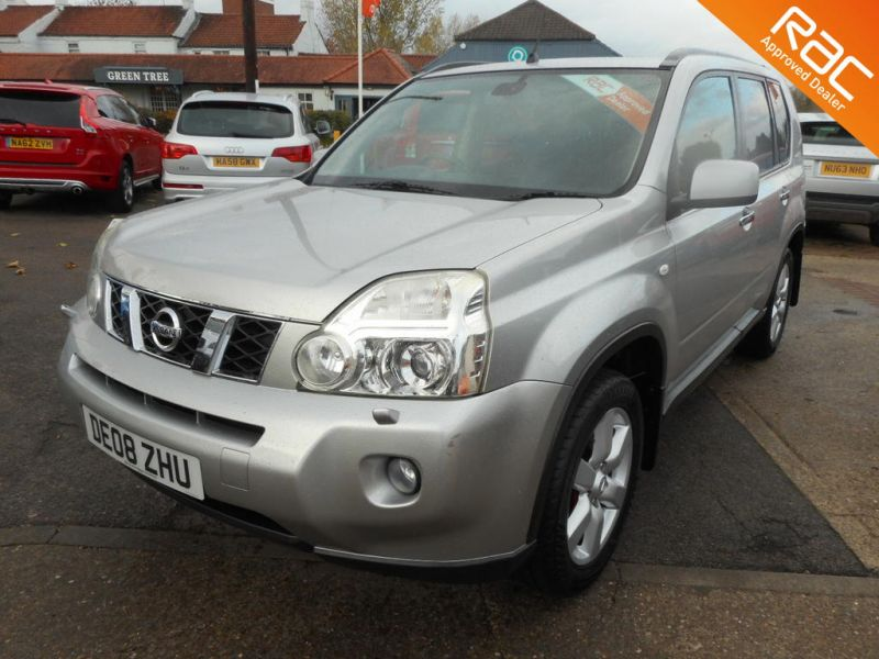 Used NISSAN X-TRAIL - PAN ROOF & SAT NAV in Hatfield, South Yorkshire for sale