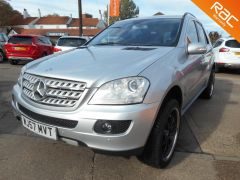 MERCEDES M-CLASS -LOW MILEAGE ML280 CDI EDITION S - FULL SERVICE HISTORY - 162 - 1
