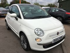 FIAT 500 LOUNGE - FULL SERVICE HISTORY - 377 - 3