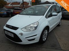 FORD S-MAX - AUTO POWERSHIFT - SEVEN SEATS -   ZETEC TDCI - FULL FORD SERVICE HISTORY - 133 - 1