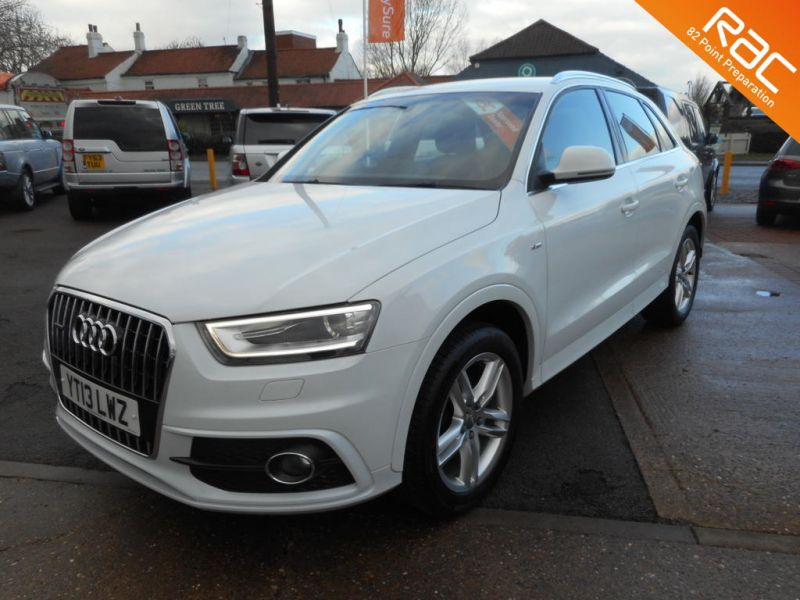 Used AUDI Q3 in Hatfield, South Yorkshire for sale