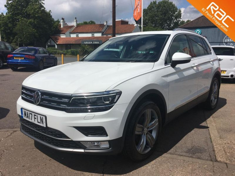 Used VOLKSWAGEN TIGUAN in Hatfield, South Yorkshire for sale