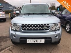 LAND ROVER DISCOVERY 4 SDV6 XS - FULL LEATHER - NAV - 7 SEATS - 1069 - 2