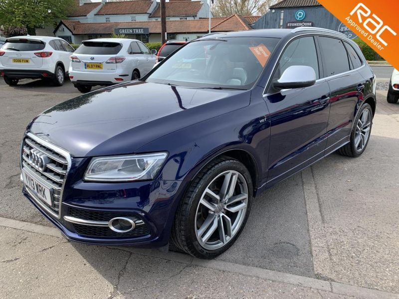 Used AUDI SQ5 in Hatfield, South Yorkshire for sale