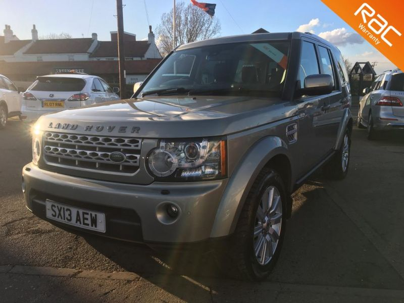 Used LAND ROVER DISCOVERY in Hatfield, South Yorkshire for sale