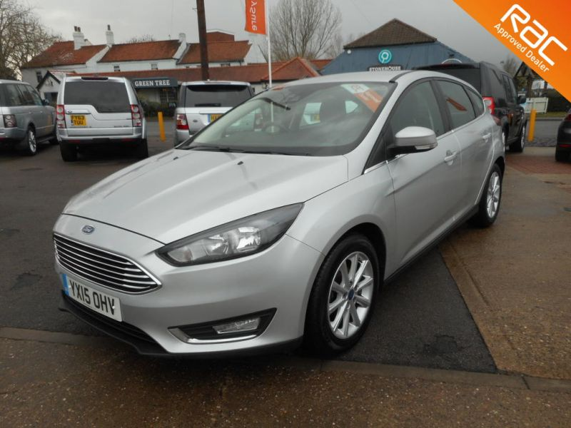 Used FORD FOCUS in Hatfield, South Yorkshire for sale