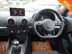 AUDI A3 TDI S LINE - GREAT SPEC - ONE OWNER ONLY - 178 - 11