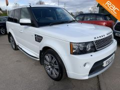 LAND ROVER RANGE ROVER SPORT SDV6 AUTOBIOGRAPHY SPORT - 739 - 3