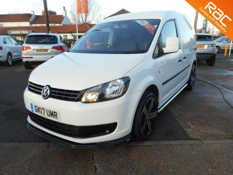 Used VOLKSWAGEN CADDY in Hatfield, South Yorkshire for sale