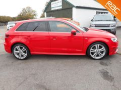 AUDI A3 TDI S LINE - GREAT SPEC - ONE OWNER ONLY - 178 - 4