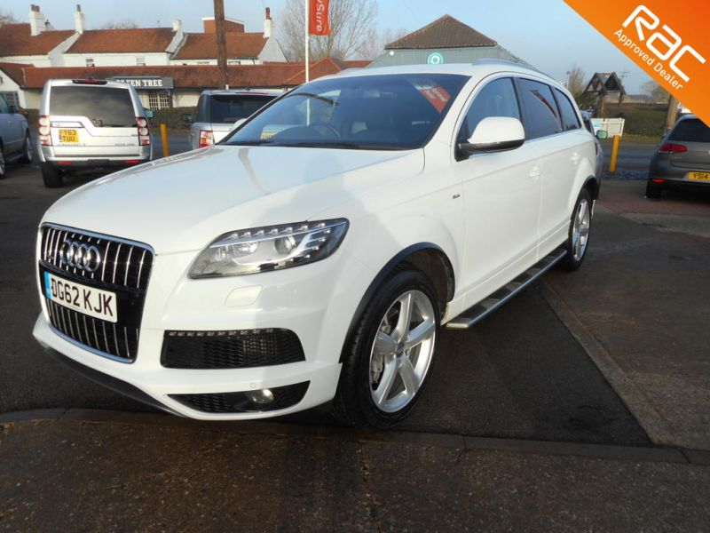 Used AUDI Q7 in Hatfield, South Yorkshire for sale