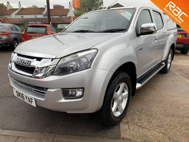 Used ISUZU D-MAX in Hatfield, South Yorkshire for sale