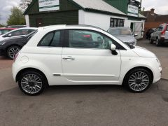 FIAT 500 LOUNGE - FULL SERVICE HISTORY - 377 - 4