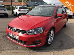 VOLKSWAGEN GOLF GT EDITION TDI BLUEMOTION TECHNOLOGY - LOW MILEAGE  -  - 909 - 1