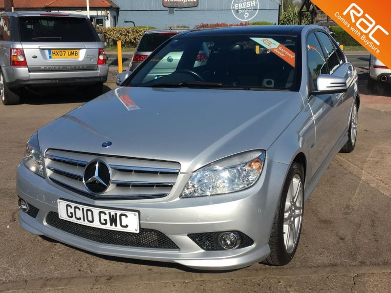 Used MERCEDES C-CLASS in Hatfield, South Yorkshire for sale