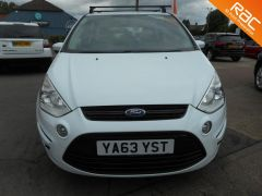 FORD S-MAX - AUTO POWERSHIFT - SEVEN SEATS -   ZETEC TDCI - FULL FORD SERVICE HISTORY - 133 - 2