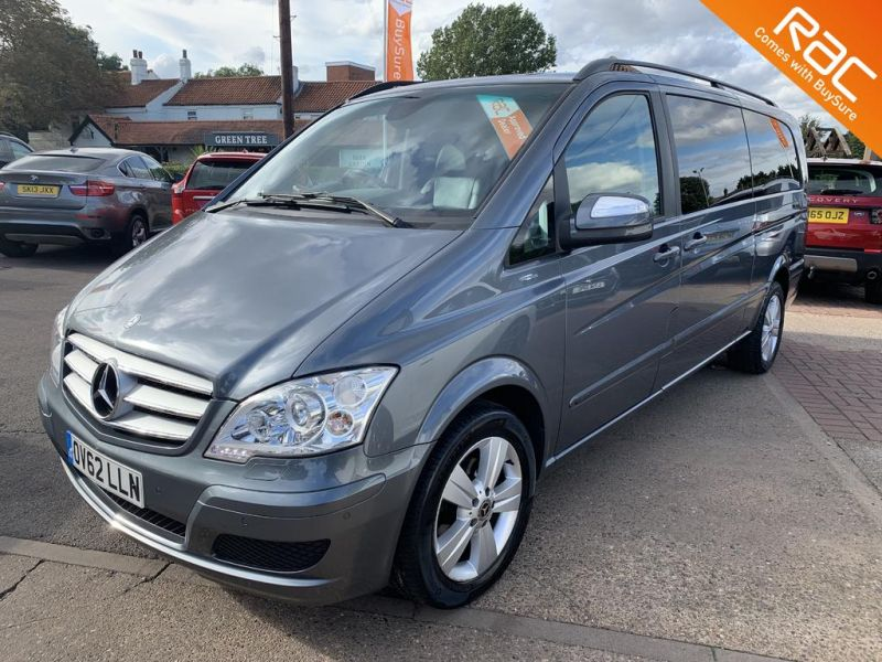 Used MERCEDES VIANO in Hatfield, South Yorkshire for sale