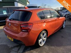 BMW 1 SERIES 120D M SPORT - AUTO- LOW MILEAGE - OUTSTANDING CONDITION -  - 638 - 6