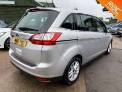 FORD GRAND C-MAX ZETEC TDCI - FULL SERVICE HISTORY - ONE LADY OWNER  - 531 - 6