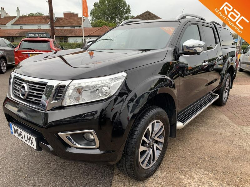 Used NISSAN NP300 NAVARA in Hatfield, South Yorkshire for sale