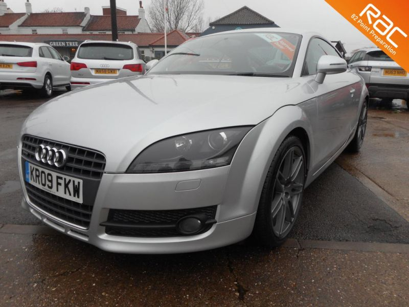 Used AUDI TT in Hatfield, South Yorkshire for sale