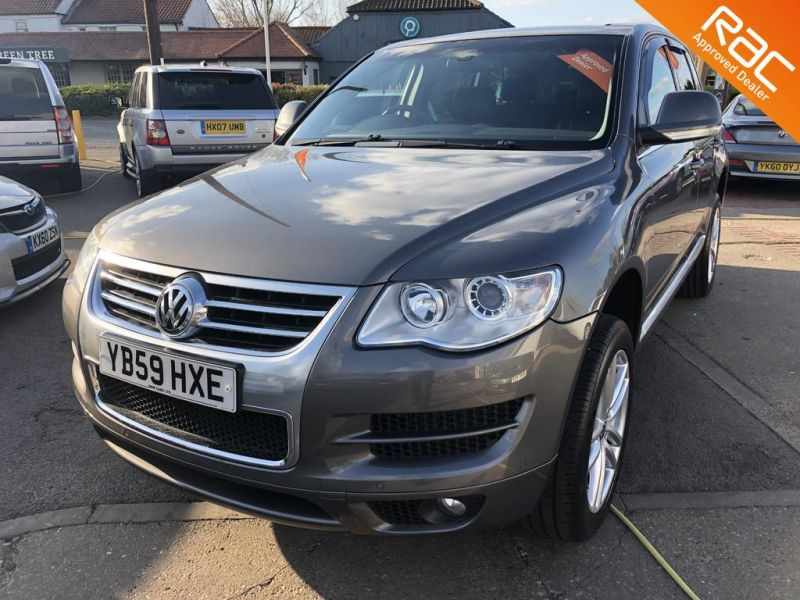 Used VOLKSWAGEN TOUAREG in Hatfield, South Yorkshire for sale