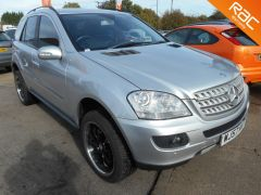 MERCEDES M-CLASS -LOW MILEAGE ML280 CDI EDITION S - FULL SERVICE HISTORY - 162 - 3
